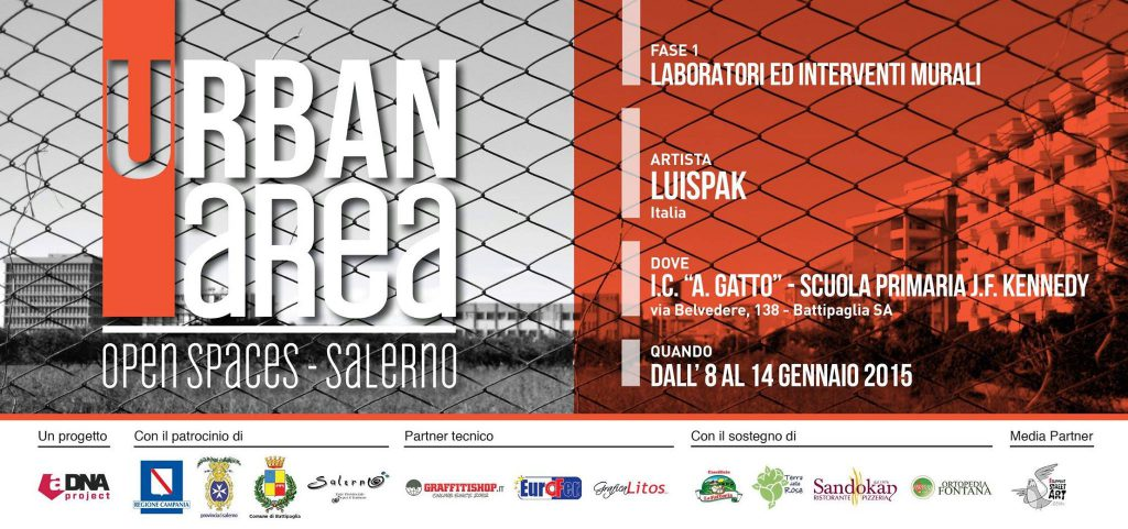 Urban Area Open Space Salerno