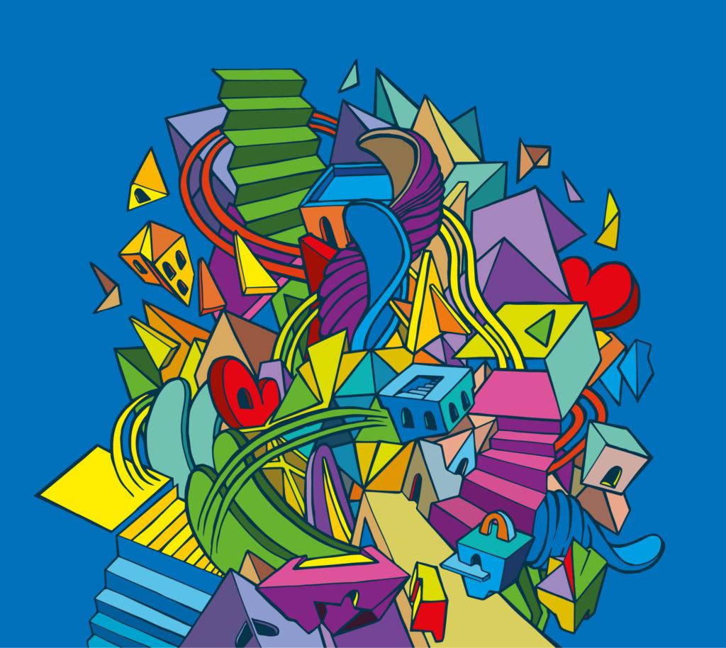 Luispak - Illustrazione per Futur-e di Enel