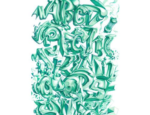 Dalla A alla Zeta and Blood Juice, new illustrations in gallery