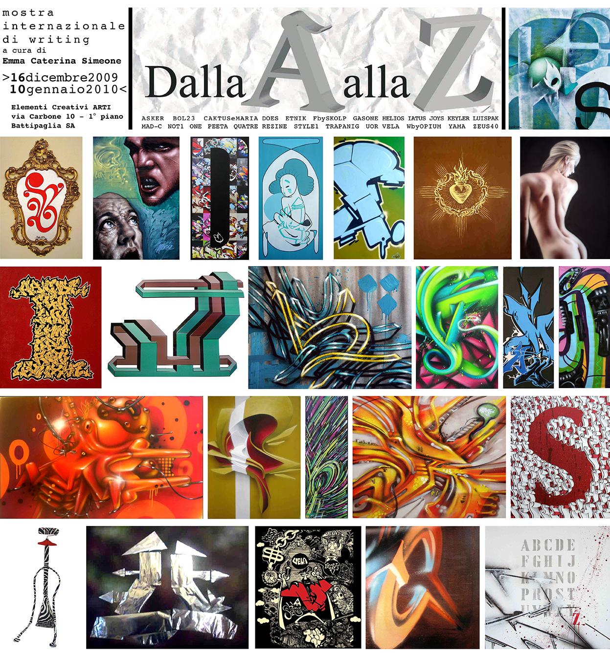 dallaA-alla-Z